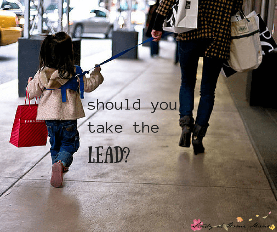 should you take the lead? Exploring reasons why parents use child leashes and considering alternatives in a positive parenting view