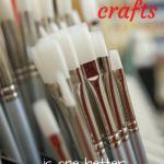 Arts or Crafts?
