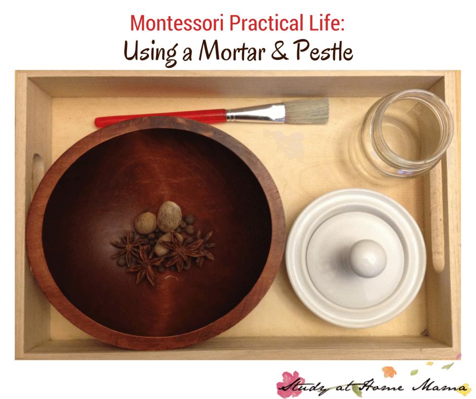 Montessori Practical Life- (1)