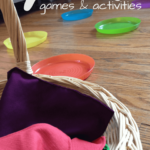 7 (Indoor) Bean Bag Games