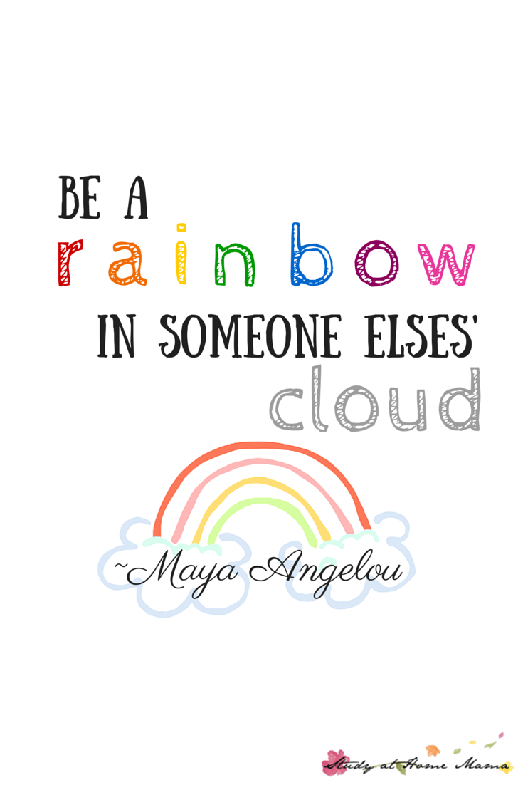 Be A Rainbow In Someone Else's Cloud Printable ⋆ Sugar. Book Quotes Header. Quotes About Love And Life Xanga. Heartbreak Ridge Quotes Stitch Jones. Relationship Quotes Crazy. Birthday Quotes With Music. Heartbreak Quotes In Spanish. Family Quotes Sad Broken. Quotes About Keep On Moving Forward