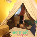 Mermaid Teepee