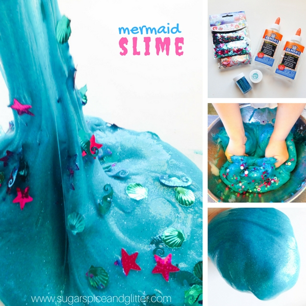 15+ Mermaid Party Games & Activities ⋆ Sugar, Spice and Glitter
