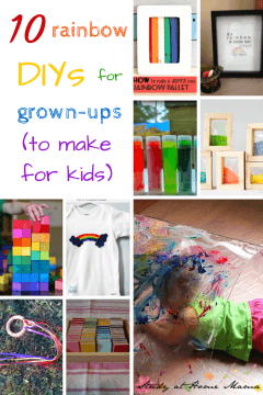 50+ Rainbow Activities and Snacks