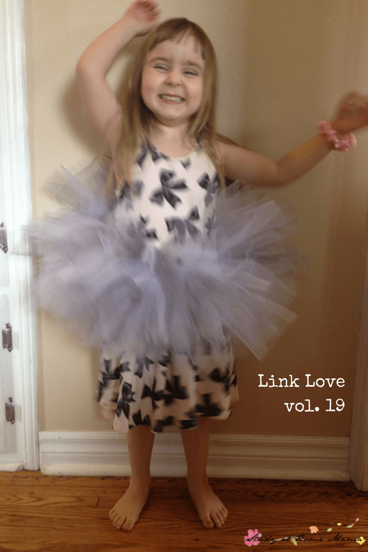 Link Love, a weekly collection of great articles, pins, videos, and things worth talking about. Parenting, education, and food!