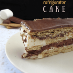 10-Minute S'mores Refrigerator Cake (with Video)
