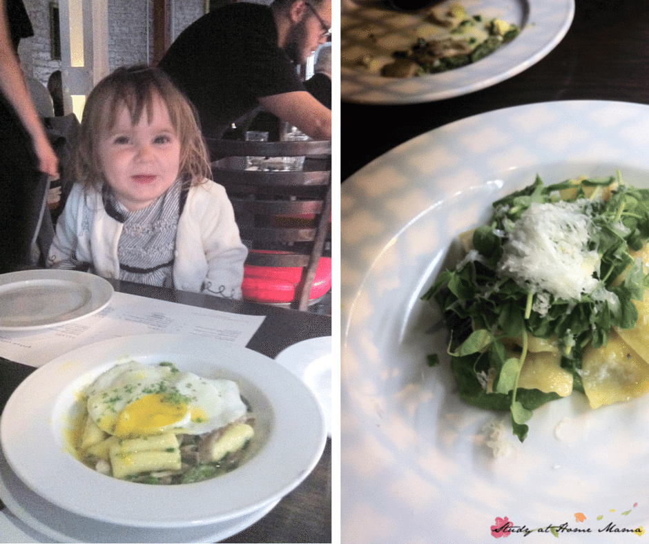 Why we're naming GEBistro one of the Top Ten Chicago Restaurants for Foodies with Kids