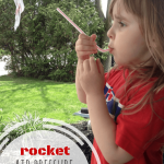 Rocket Science Experiment for Kids & Free Printable