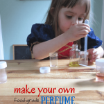 Make Your Own Perfume: Sensory Activity for Kids