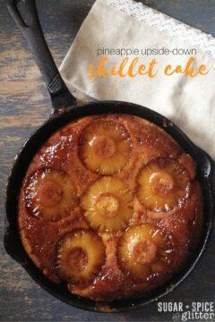 Kids Kitchen: Pineapple Upside Down Cake