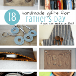 18 Handmade Father's Day Gifts