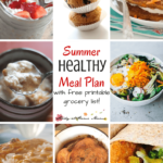 7-Day Healthy Meal Plan, Week 3