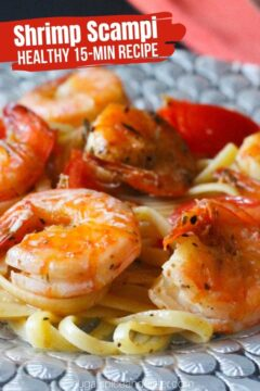 Authentic Shrimp Scampi Recipe with White Wine and Garlic