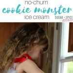 Kids Kitchen: Cookie Monster Ice Cream