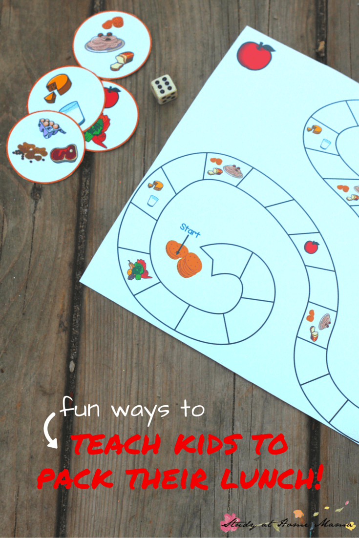 Kids Kitchen: Teach Kids to Make Their Lunch ⋆ Sugar, Spice and Glitter