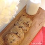 Kids Kitchen: Banana Chocolate Chip Cookies