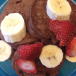 Kids Kitchen: Chocolate Pancakes