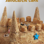 Kids Kitchen: Sandcastle Cake