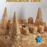 Kids Kitchen: Sandcastle Cake