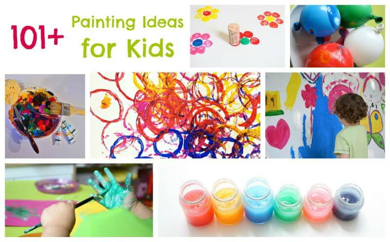 101-Painting-Ideas-for-Children.-If-there-is-paint-involved-it-is-here