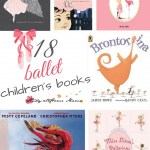 18 Ballet Children's Books