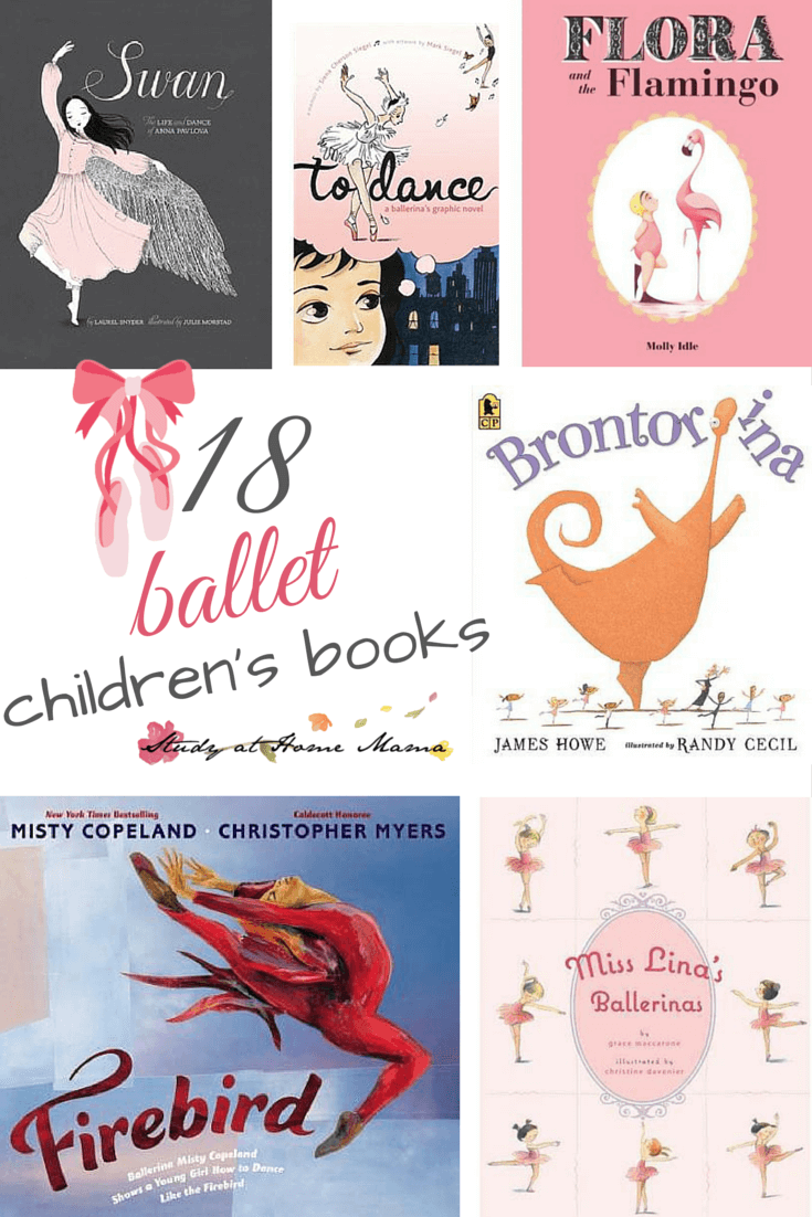 4c12c92b4 18 Ballet Children s Books - everything from wordless picture books to  nonfiction books