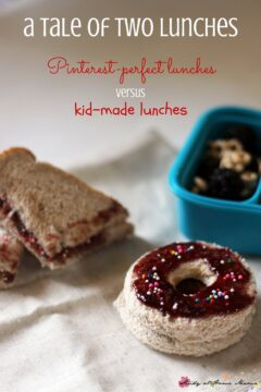 A Tale of Two Lunches: In Defense of Cute Lunches