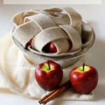 Homemade Toy: Apple Pie Busy Bag