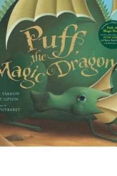 P is for Puff the Magic Dragon