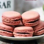 Raspberry Macarons (with Video)