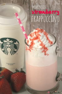 Strawberry Frapp