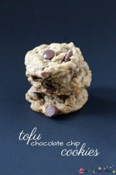 Kids Kitchen: Tofu Chocolate Chip Cookies