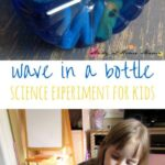 Wave in a Bottle Science Experiment