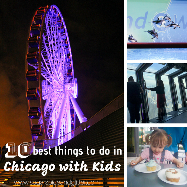 Curious What to Do in Chicago with Kids? We've got you covered with our Top Ten Chicago Attractions for Families.