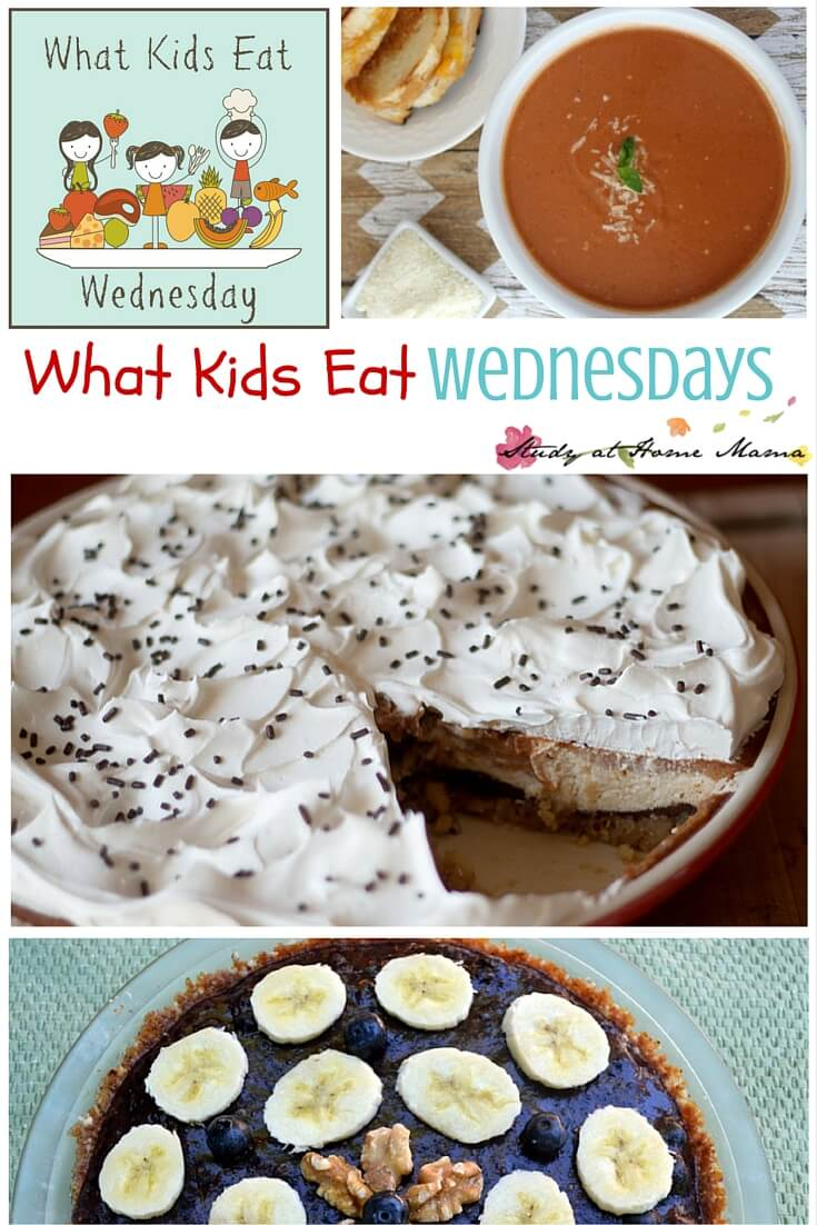 What Kids Eat Wednesday - a weekly linky party for kid-friendly food that the whole family will love!