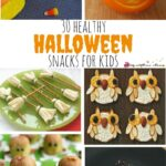 30 Healthy Halloween Snacks for Kids