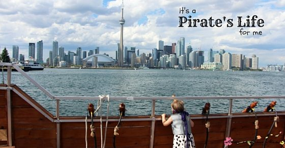 Pirate Adventure on Toronto Islands