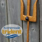 Homemade Trident Inspired by Mako Mermaids
