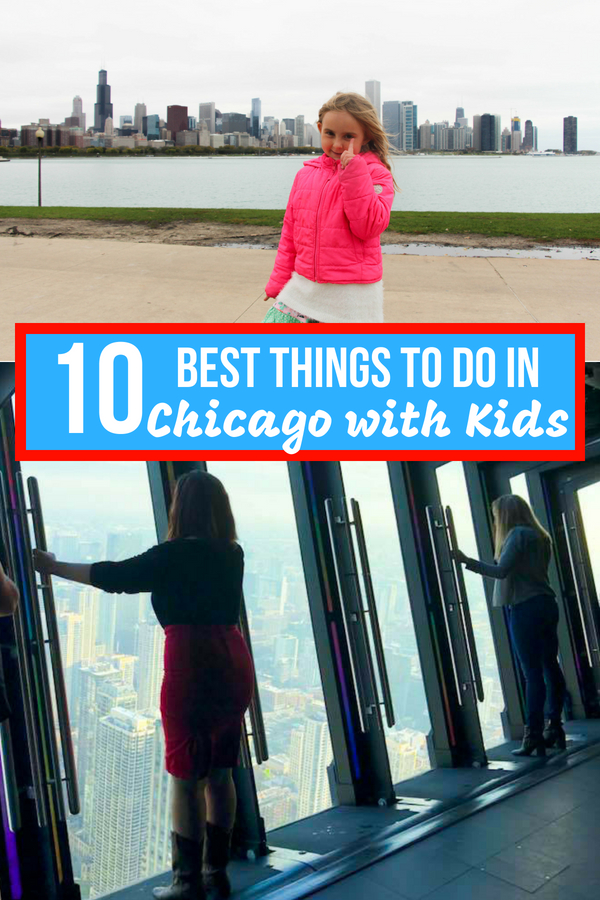 CuriousWhat to Do in Chicago with Kids? We've got you covered with ourTop Ten Chicago Attractions for Families. From sky-high thrills to the best museums for kids