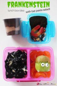 Frankenstein Lunch Box Idea