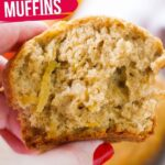 Apple Vanilla Muffins (with Video)
