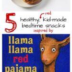 Kids' Kitchen: 5 Bedtime Snacks