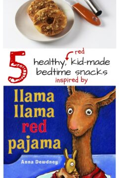 Kids' Kitchen: 5 Bedtime Snacks