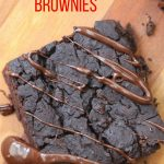 Sugar-Free Black Bean Brownie Recipe (with Video)