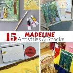 15 Madeline Activities & Snacks