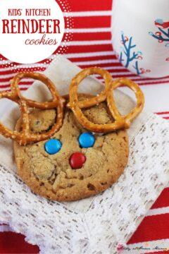 Kids' Kitchen: Reindeer Cookies