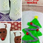 DIY Non-Slip Socks for Kids