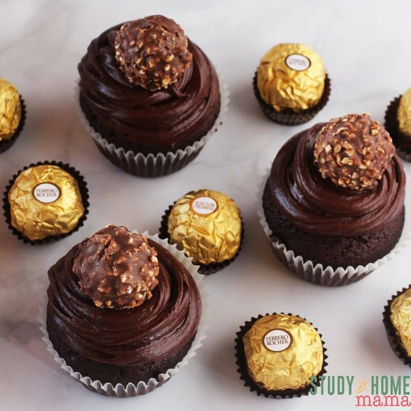 Seriously one of the best chocolate cupcake recipes out there. I love her tips for adding a pinch of salt and using buttermilk for the main liquid.