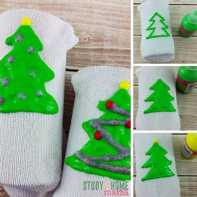 Easy, DIY project that is perfect for the week of Christmas!
