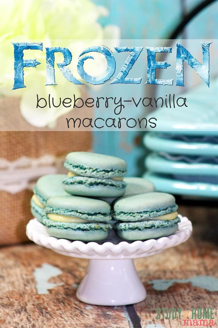 blueberry macarons (2)